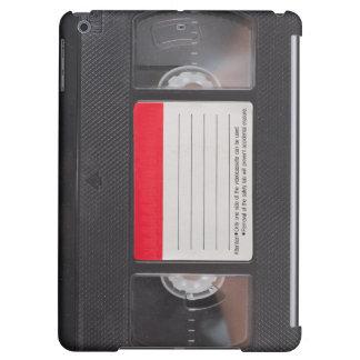 レトロのビデオカセットのiPadの場合