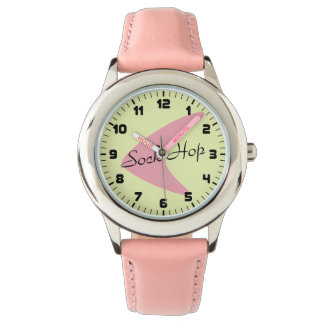 レトロのブーメランの腕時計 腕時計