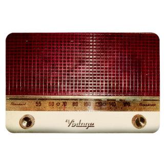 レトロのラジオ マグネット