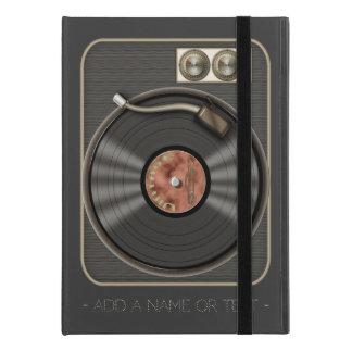 """レトロのレコードプレーヤー iPad PRO 9.7"""" ケース"""