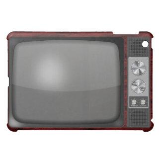 レトロのヴィンテージのテレビ iPad MINI カバー