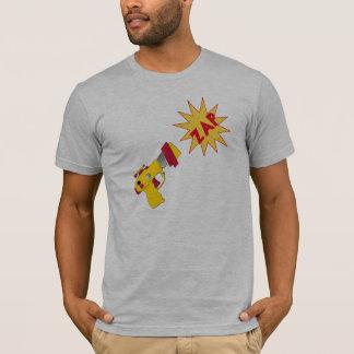 レトロの光線銃 Tシャツ