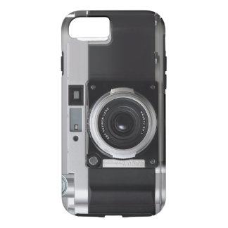 レトロの写真撮影のフィルムのカメラのiPhone 7の場合 iPhone 8/7ケース