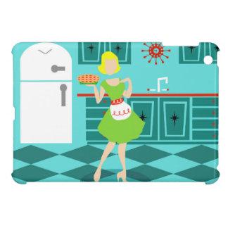 レトロの台所iPad Miniケース iPad Miniケース