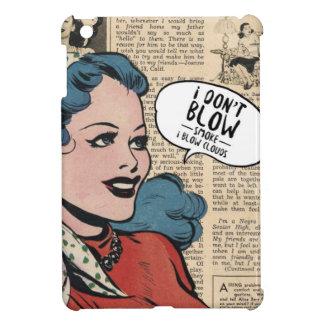 レトロの女性Vape iPad Miniカバー