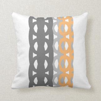 レトロの幾何学的設計の枕オリジナルの芸術 クッション