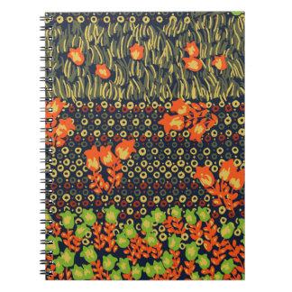 レトロの庭 ノートブック