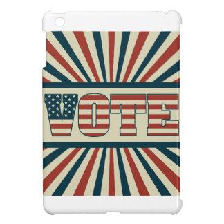 レトロの投票のギア iPad MINI カバー