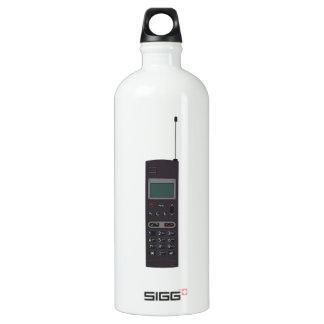 レトロの携帯電話 ウォーターボトル