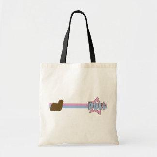 レトロの星Puli トートバッグ