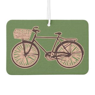 レトロの自転車 カーエアーフレッシュナー