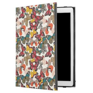 """レトロの花パターン2 iPad PRO 12.9"""" ケース"""