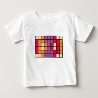 レトロの芸術のデザインはTシャツをからかいます ベビーTシャツ