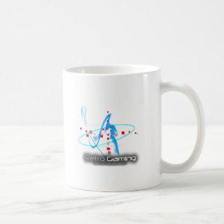 レトロの賭博 コーヒーマグカップ
