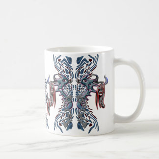 レトロの速度 コーヒーマグカップ