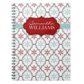 レトロの雪片のメモ帳2 スパイラルノート