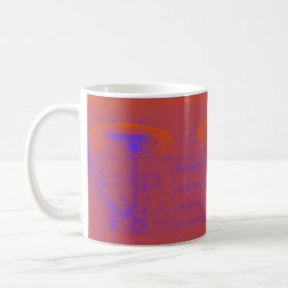 レトロの電話 コーヒーマグカップ