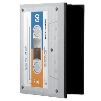 レトロの音楽カセットの組合せテープ