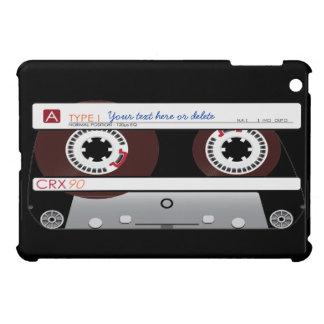 レトロの音楽カセットテープiPad Miniケース iPad Miniケース