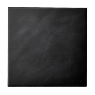 レトロの黒い黒板の質 タイル