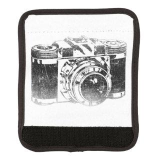 レトロの50年代のカメラ ラゲッジ ハンドルラップ