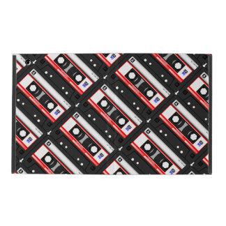 レトロの80年代のカセットテープ iPad ケース