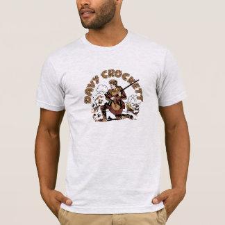 レトロのDavy Crockett Tシャツ