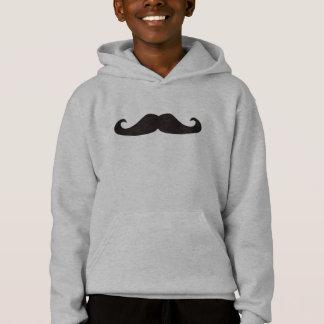 レトロのgentelmanの髭のヒップスターのスエットシャツ