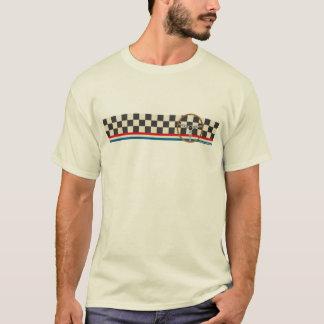 レトロのMotorsportのTシャツ Tシャツ