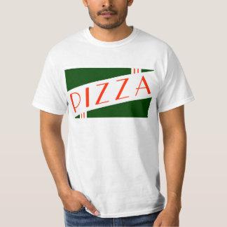レトロピザ Tシャツ