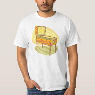 レトロピンボール Tシャツ