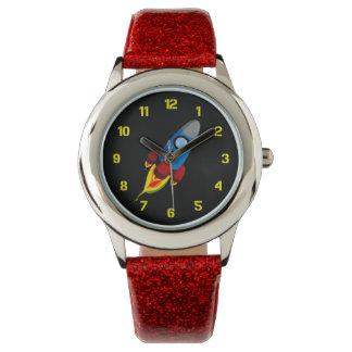 レトロロケット 腕時計
