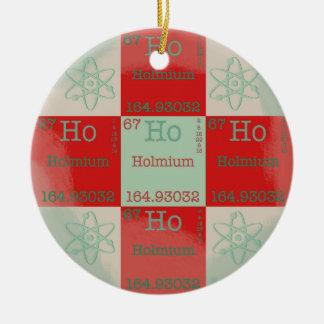 レトロ原子Ornement セラミックオーナメント