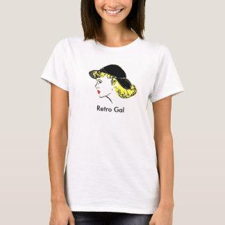 レトロGal (X大きい) Tシャツ