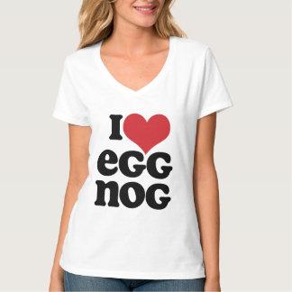 レトロI愛エッグノッグのTシャツ Tシャツ