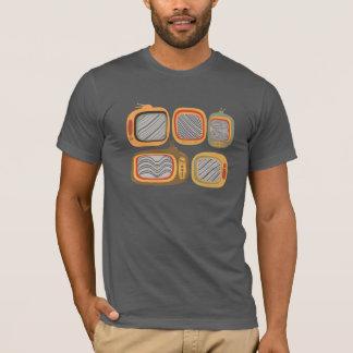 レトロTV Tシャツ
