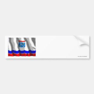 レニングラードOblastの旗 バンパーステッカー