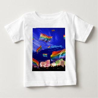 レノの飛行のプライド ベビーTシャツ
