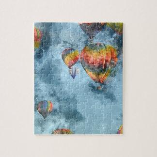 レノネバダの熱気の気球の競争 ジグソーパズル