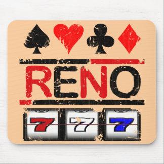 レノ マウスパッド