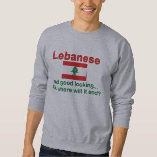 レバノンおよび格好良い スウェットシャツ