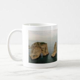 レバノンがあること誇りを持った-マグ コーヒーマグカップ