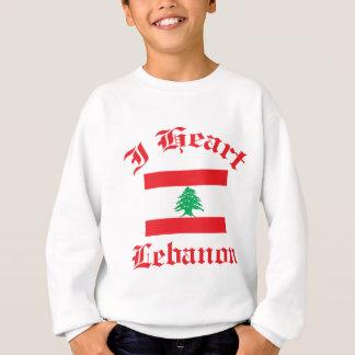 レバノンのデザイン スウェットシャツ