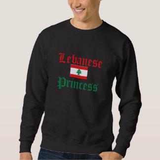 レバノンのプリンセス スウェットシャツ