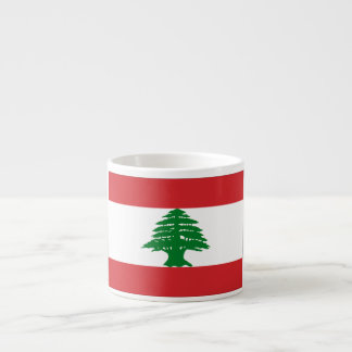 レバノンの旗 エスプレッソカップ
