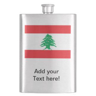 レバノンの旗 フラスク