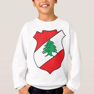 レバノンの紋章付き外衣 スウェットシャツ