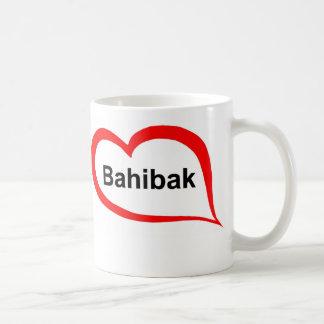 レバノン人I愛 コーヒーマグカップ