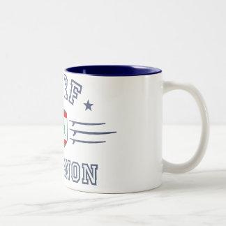レバノン ツートーンマグカップ
