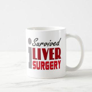 レバー外科生存者のマグ コーヒーマグカップ